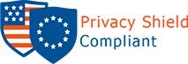 Privacy Shield Compliant logo