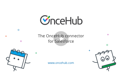 The OnceHub connector for SalesForce video thumbnail